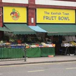 The Kentish Town Fruit Bowl, London