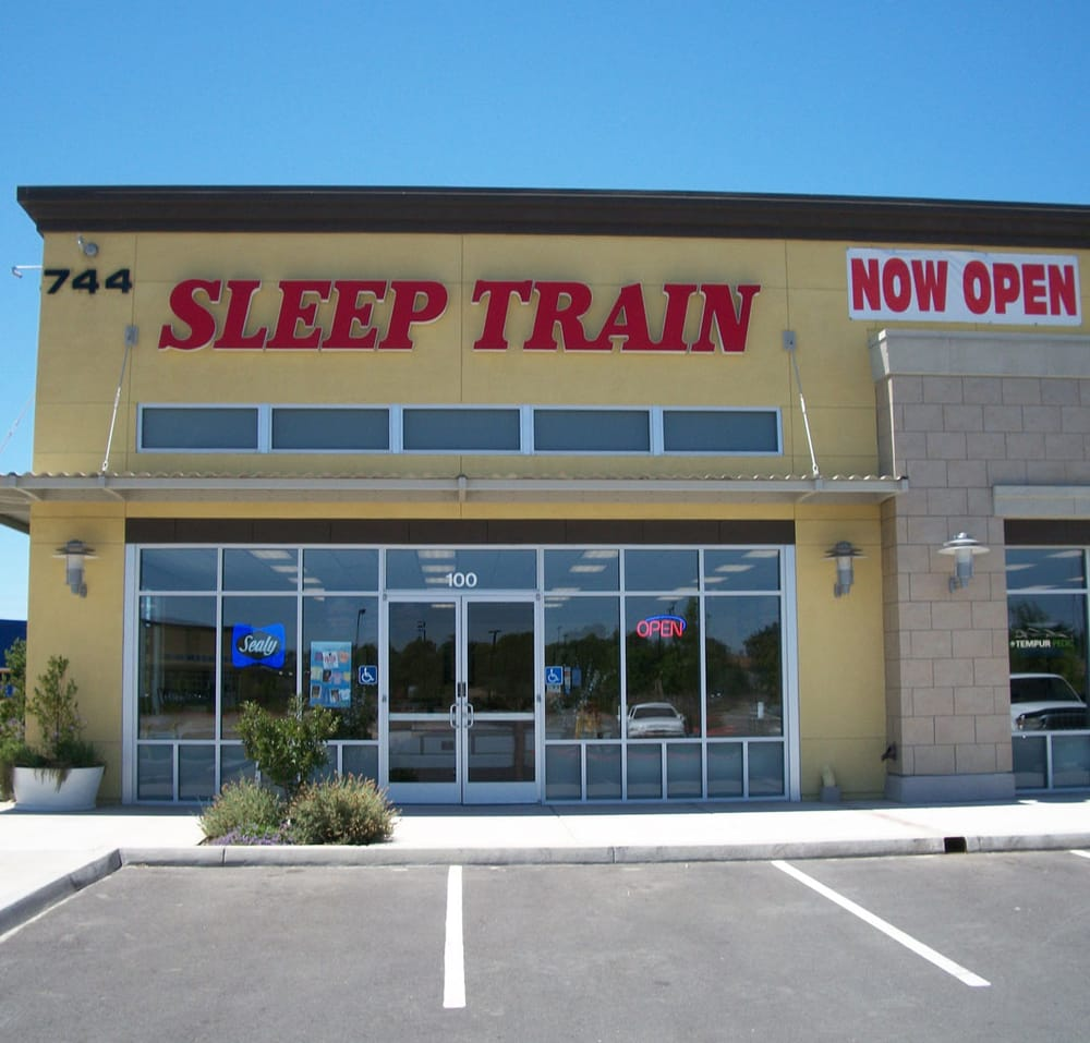 Sleep train mattress centers furniture stores west for Ikea in west sacramento