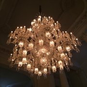 Cristal Room Baccarat, Paris