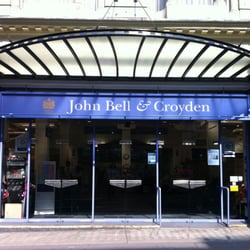John Bell & Croyden, London, UK