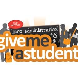GiveMeAStudent.com, London
