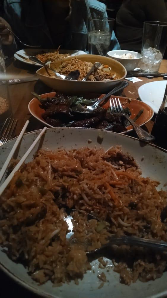 Beef lo Mein pf Changs Tasty Mongolian Beef lo Mein