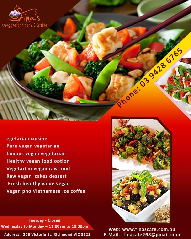 finas vegetarian top vegan vegetarian restaurant in. Black Bedroom Furniture Sets. Home Design Ideas