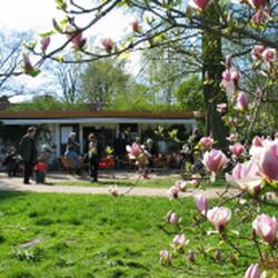 Ralphs Kiosk im Jenischpark - Das Parkcafé, Hamburg