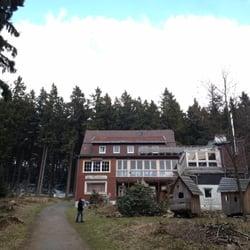 Rodelhaus Waldgaststätte, Braunlage, Niedersachsen