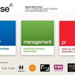 Reprise Music Group, London