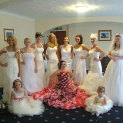 Pink Butterfly Brides, Bridgend