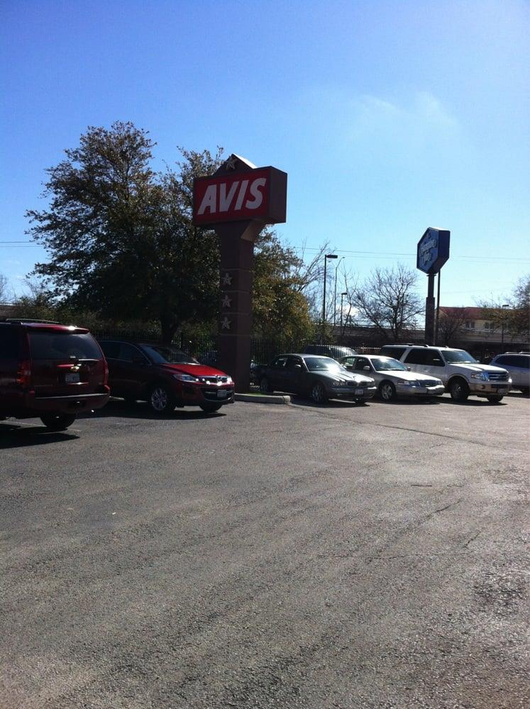 Avis Rent A Car San Antonio Downtown