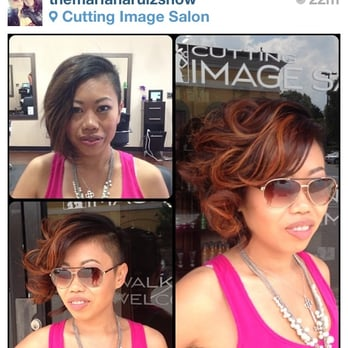 Cutting image salon moved charlotte nc united states for 8 the salon charlotte nc