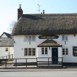 Three Horseshoes Inn, Marlborough, Wiltshire