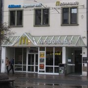 McDonald's, Würzburg, Bayern
