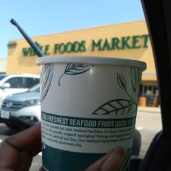 Whole foods market grocery west university houston for Fresh fish market houston