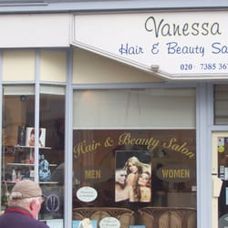 Vanessa Hair and Beauty Salon, London