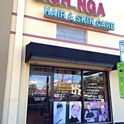 Bich Nga Hair Design Houston Tx
