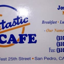 Yelp Fantastic Cafe San Pedro