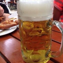 Hier schenkt man das beste Bier…