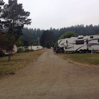 casini ranch family campground fishing california