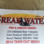 Breakwater Fish & Lobster Co - Brewster, MA, Vereinigte Staaten