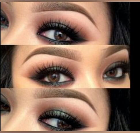how to get a perfect arch for your eyebrows
