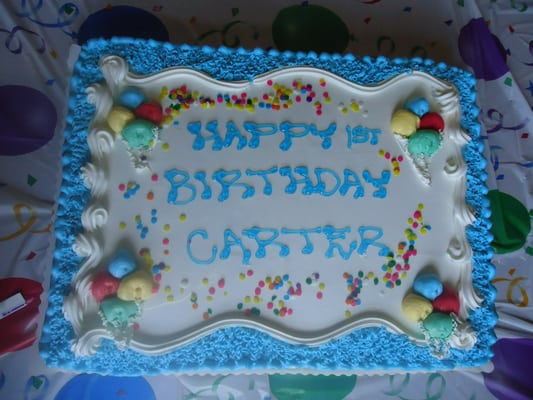 Bakery Delite Birthday Cakes