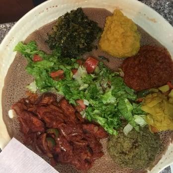 Ledet Ethiopian Restaurant Clarkston Ga