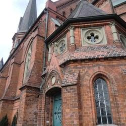 Evangel.-Luth. Kirchengemeinde in Steinbek, Hamburg