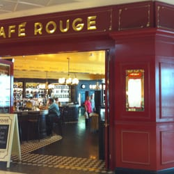 Cafe Rouge, London Gatwick, West Sussex