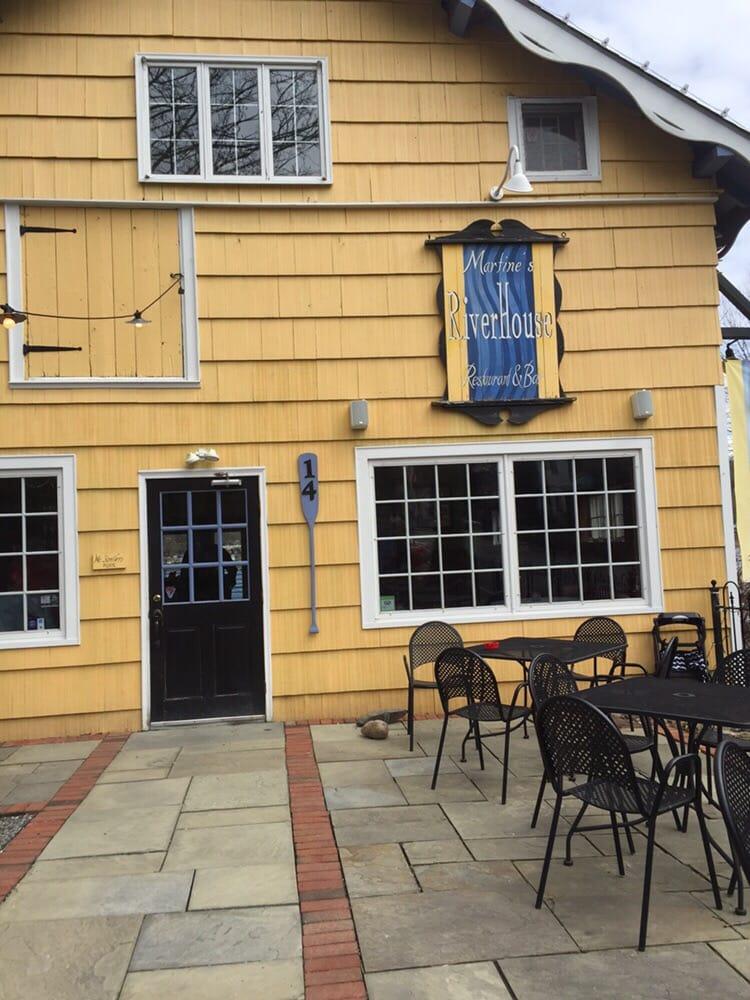 Martine S Riverhouse Restaurant New Hope Pa