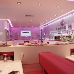Planet Sushi, Nice