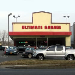 Flemings ultimate garage car dealers rockville md for Garage md auto