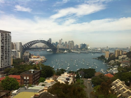 North Sydney Harbourview Hotel Phone Number