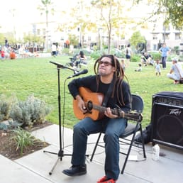 Brother Yusef (Plays 6am-8am) at the Anaheim Packing District Night Market