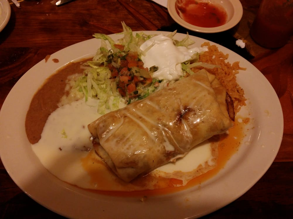 Granite City (IL) United States  city pictures gallery : ... Granite City, IL, United States. Chimichanga fajita style! Under $8