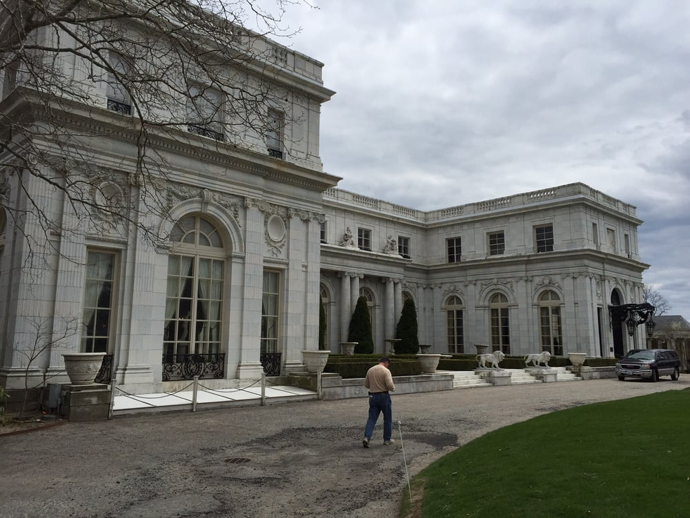 Rosecliff mansion museums newport ri reviews Great gatsby house tour