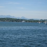 Chiemsee, Prien, Bayern, Germany