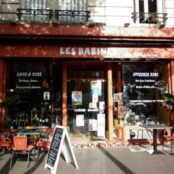 Les Babines, Paris