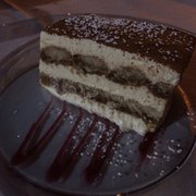 Torino Restaurants - Tiramisu, it was free when you checked in yelp - Metuchen, NJ, Vereinigte Staaten