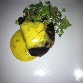 Timber Steakhouse & Rotisserie - Filet mignon with bernaise - Portland, ME, Vereinigte Staaten