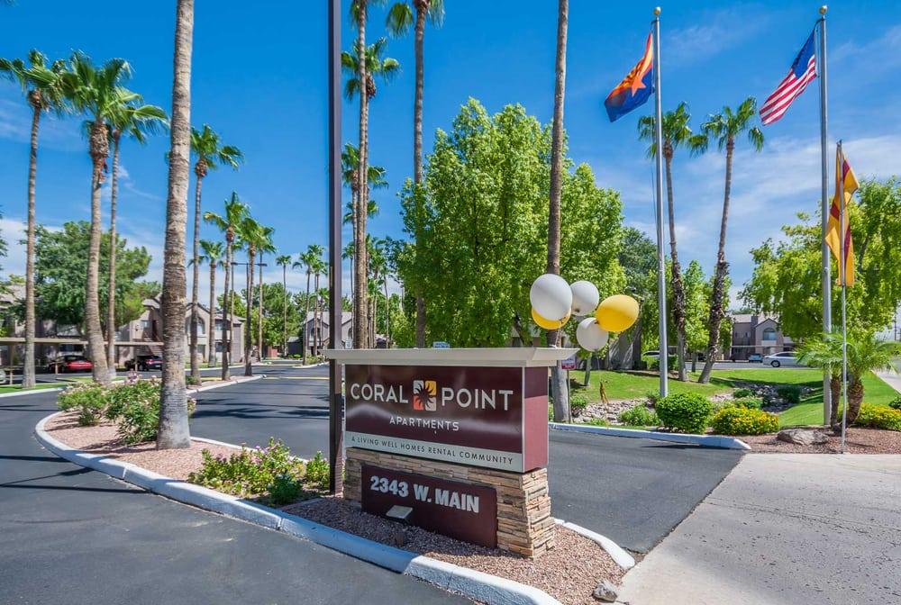Coral Point Apartments Mesa Az Reviews