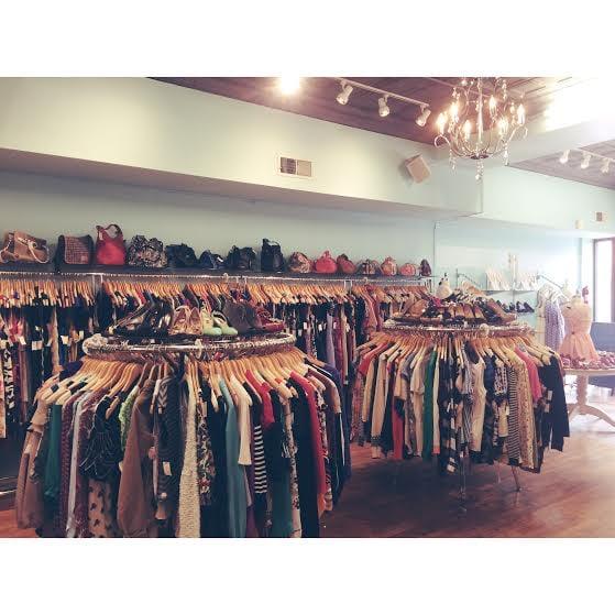 Vintage clothing store alexandria va