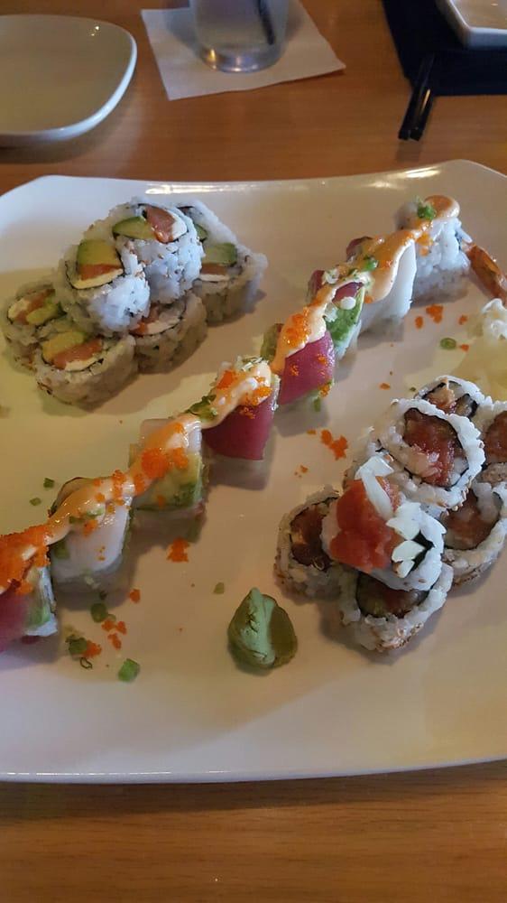 Ronin Sushi And Bar Daytona Beach Fl