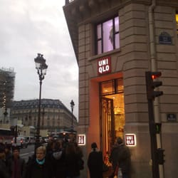 Uniqlo, Paris