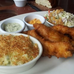 Cooper s hawk winery restaurant seafood town and for Bettys fish and chips