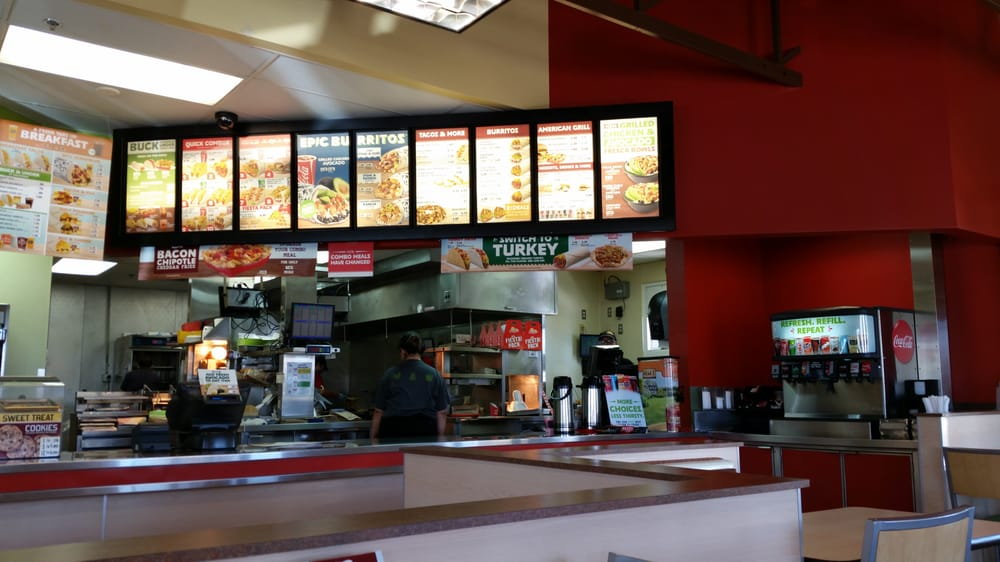 Tehachapi Ca Fast Food Restaurants