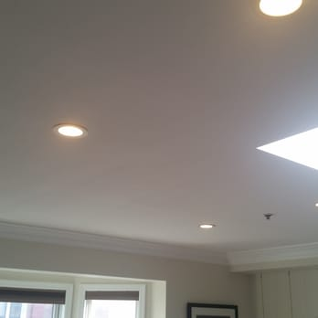 Mike malfettone electric 101 photos 17 reviews for Number of recessed lights per room