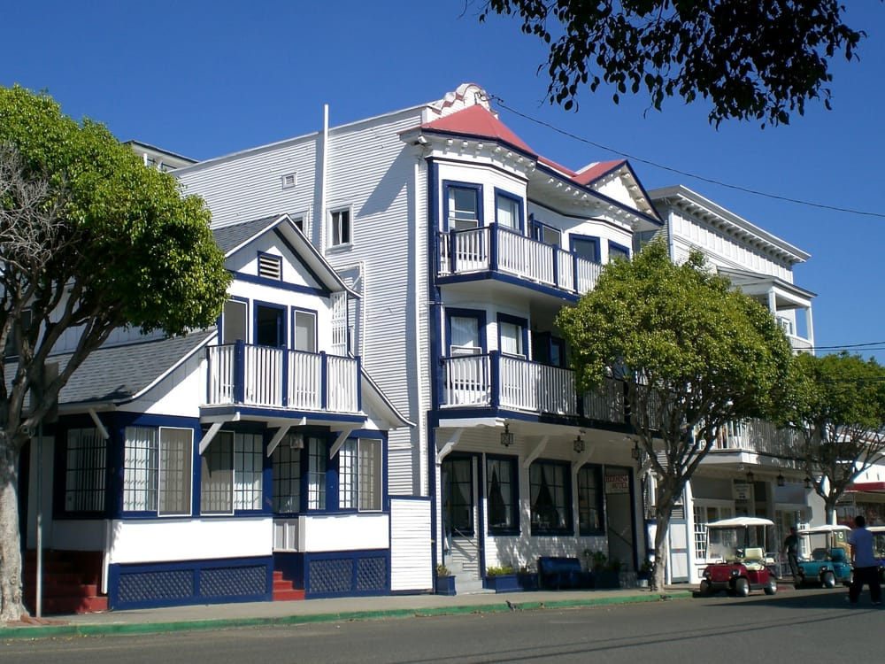 Hermosa Hotel And Catalina Cottages Avalon Ca