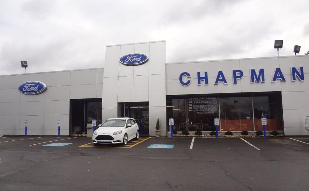 Chapman Northeast Ford Volkswagen
