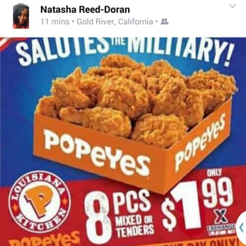 image relating to Popeye Coupons Printable named Popeyes fowl bargains currently - Iup coupon codes