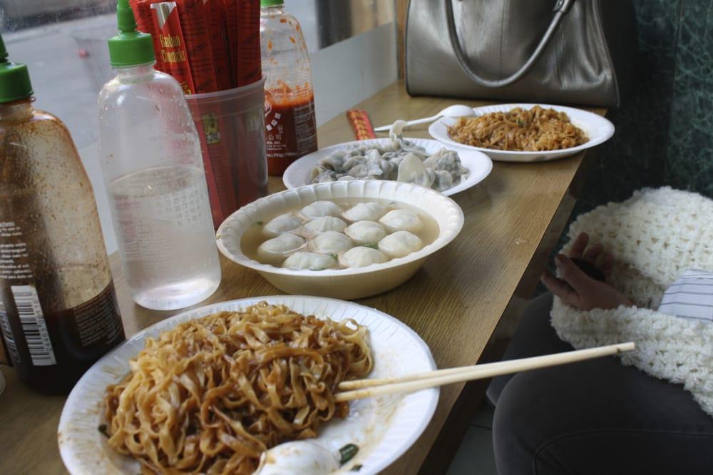 Shu jiao fu zhou cuisine restaurant chinese lower east for Age cuisine express