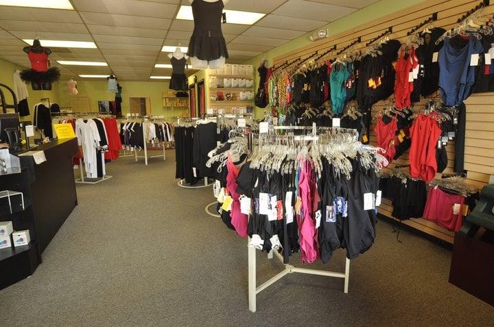 Shoe Stores In Fayetteville